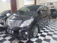 Toyota Alphard G 2010 Dijual