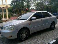 2007 Toyota Altis J Dijual