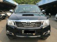 Toyota Hilux G D-4D 2013 Hitam dijual