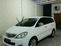 2011 Toyota Innova V Dijual