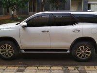 Toyota Fortuner VRZ Matic 2016 Dijual
