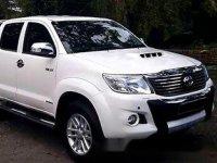 Toyota Hilux G 2014 Dijual