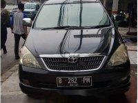Toyota Kijang Innova V 2006 MPV dijual