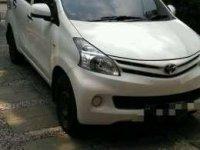 2015 Toyota All New Avanza Matic E  dijual