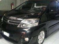 2007 Toyota Alphard V Dijual