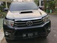2017 Toyota Hilux 4x4 V Dijual