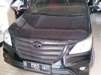 2013 Toyota Innova V Dijual
