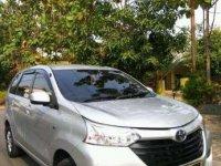 2016 Toyota Avanza Grand E  dijual