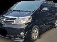Toyota Alphard G 2007 Dijual