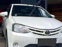 2013 Toyota Etios Valco JX Dijual
