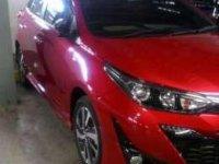 2018 Toyota Yaris E dijual