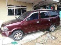 2002 Toyota Kijang Kapsul LX Dijual