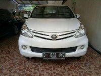 2015 Toyota Avanza  E Matic dijual