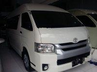 Toyota Hiace High Grade Commuter 2015 Van dijual
