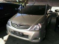 2011 Toyota Innova G Luxury dijual
