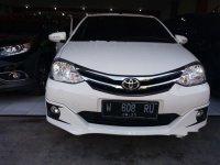 Toyota Etios Valco G 2015 Hatchback Dijual