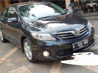 Toyota Corolla Altis G 2011 Sedan dijual