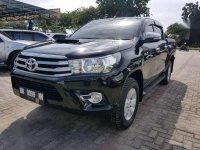 2016 Toyota Hilux G dijual