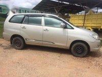 2006 Toyota Kijang Innova E Dijual