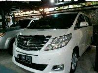 Toyota Alphard X X 2012 MPV dijual