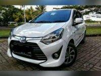2018 Toyota Agya type E dijual