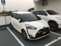 Toyota Sienta V 2018 MPV dijual
