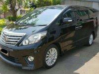 2012 Toyota Alphard 2.4 SC Dijual
