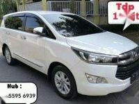 2016 Toyota Innova V Dijual