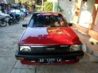 1986 Mobil Toyota Starlet 1.3CC Dijual