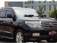 Toyota Land Cruiser 4.6 Automatic 2009 SUV dijual