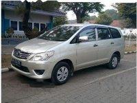 Toyota Kijang Innova J 2012 MPV dijual