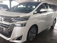 Toyota Vellfire X 2018 Dijual