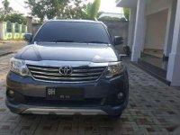 2012 Toyota Fortuner TRD Dijual
