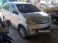 2013 Toyota Avanza All New E MT Dijual