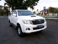 2011 Toyota Hilux dijual