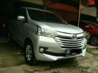 2017 Toyota Avanza type G dijual