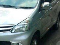 2013 Toyota ]AllNew Avanza G Silver dijual