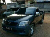2014 Toyota Hilux dijual