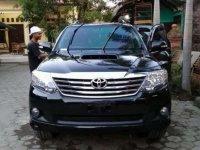 2013 Toyota Fortuner 2.4 Dijual
