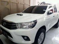 2016 Toyota Hilux Diesel E Upgrade G dijual