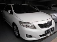 Toyota Corolla Altis V 2009 Sedan dijual