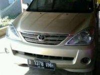 2004 Toyota Avanza 1.3 G Dijual