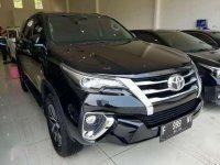 2017 Toyota Fortuner SRZ dijual