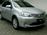 Toyota Etios 2013 Dijual