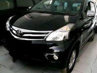 2013 Toyota Avanza G Hitam dijual