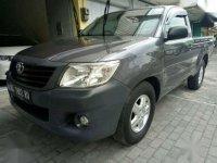 2012 Toyota Hilux diesel single cabin dijual