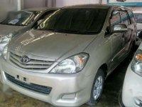 2010 Toyota Innova E Dijual