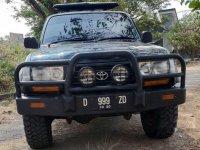 Toyota Land Cruiser 4.2 VX 1995 dijual
