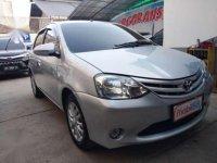 2013 Toyota Etios E Dijual