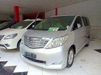 Toyota Alphard V 2011 MPV dijual